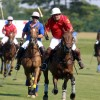 Jake Brown's nine goals leads Livin' the Vision to Polo Cup win