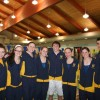 Unionville girl swimmers win league title