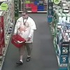 Identity of alleged serial shoplifter sought