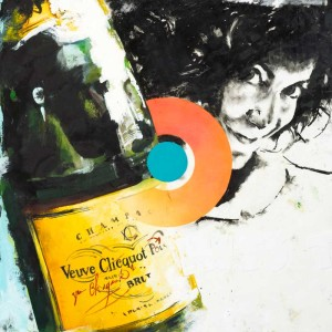 Jeff Schaller's Hits The Spot. Schaller is one of two Chester County artists who will be opening their studios for public tours featuring the work of a number of local artists.