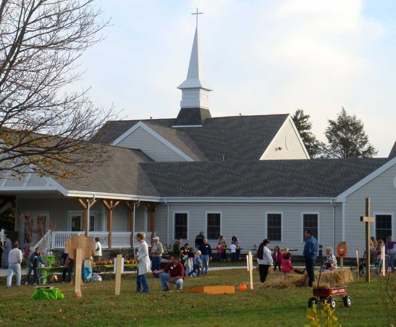 The Grace Fellowship Church Harvest Festival is full of fun and food for the whole family. It is scheduled to take place on Oct. 22.