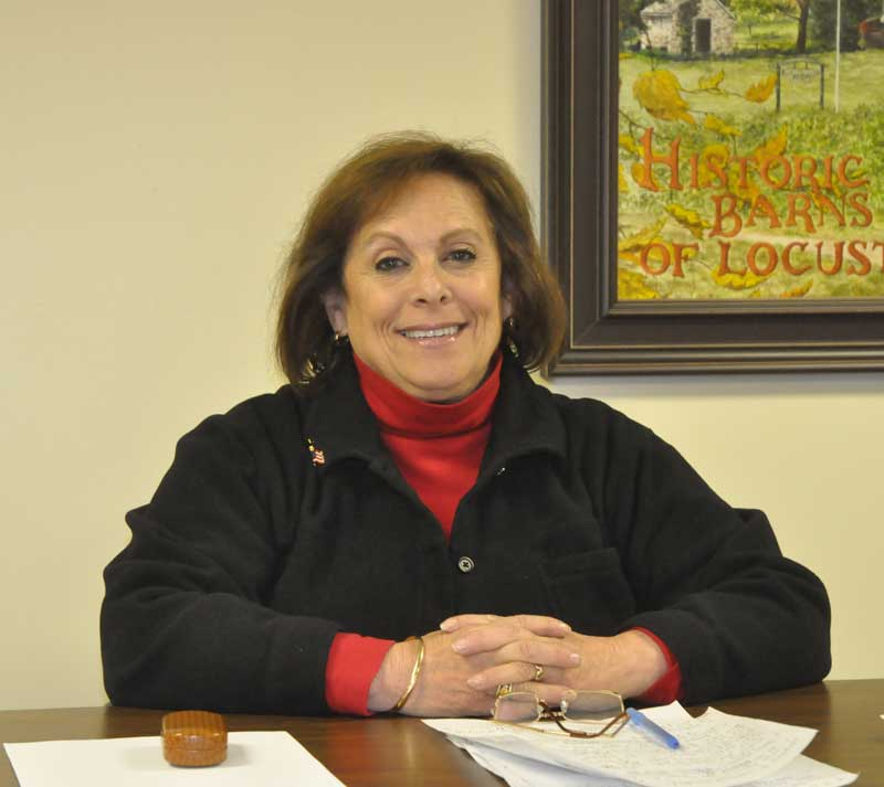Pocopson's Ricki Stumpo won election to the township's Board of Supervisors.