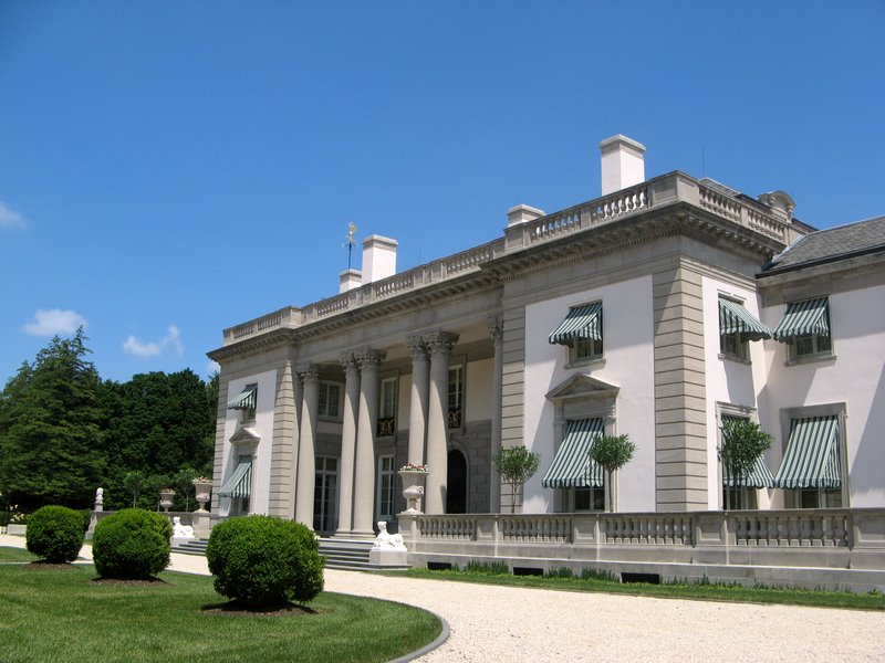 The Newmours Mansion is the newest addition to