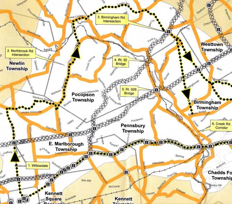 brandywine battlefield map - photo #15