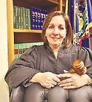 District Justice Rita Arnold