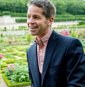Paul B. Redman, Longwood Gardens&#039; executive director, will be honored for his positive impact on Chester County.