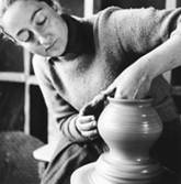 Master potter Karen Karnes will be the subject of a free program at Penn State's Great Valley campus.