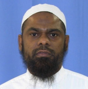 Khalif Abdullah Ali was sentenced to a prison term of 24 to 69 months.
