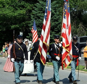 The annual Kennett Square Memorial Day Parade will honor the nation's past and present military.