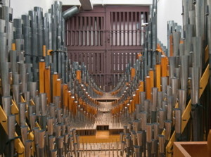 Ten renowned organists from around the world will compete in the inaugural Longwood