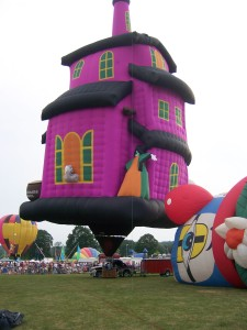 Balloons in a variety of shapes, sizes and colors will delight crowds at the 2013 Chester County Balloon Festival.