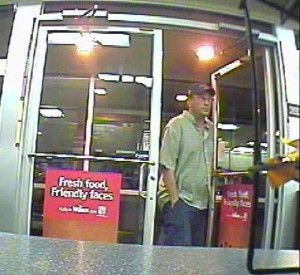 West Goshen Township Police want anyone who may recognize this man to contact them.