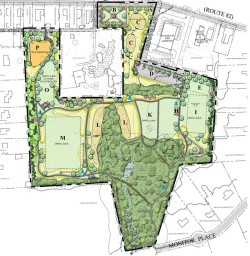 If all permits are obtained in the next month, township officials said Monday that construction of Phase 1 of Unionville park could start in the fall.