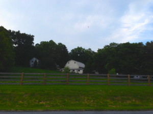 This landscape on Newark Road in Toughkenamon is typical of the vistas residents say contribute to quality Chester County living.