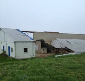 The Brandywine Polo Club needs to raise more than $100,000 to repair the roof of its 33-stall barn.