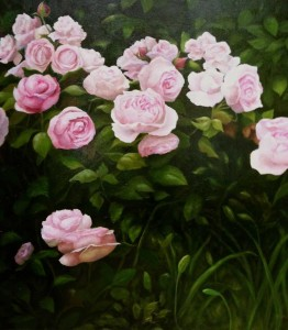An-English-Border-36__x36__Oil-on-canvas