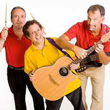 The Steve Pullara Cool Beans show kics off a series of family-oriented kids shows at The Flash, on Oct. 27.