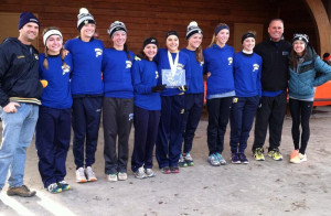 Many believe the Unionville girls' cross-country team will take the national title in the Nike Cross