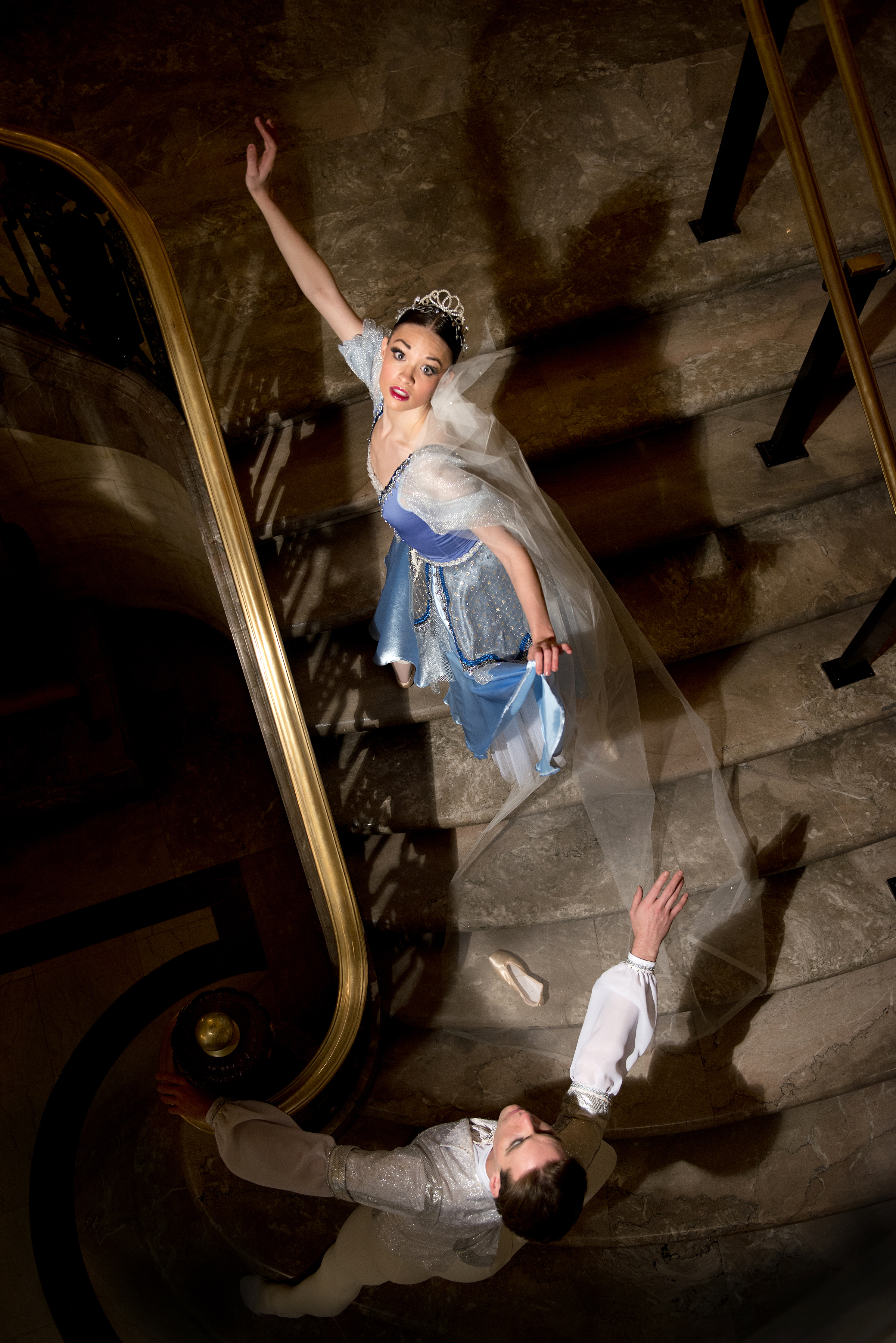 First State Ballet Theatre will present the premiere of 'Cinderella' at the Grand Opera House on April 12 and April 13. Photo by Tisa Della-Volpe