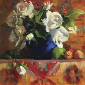 Works by Nancy Tankersley will be part of an exhibit opening at the Chadds Ford Gallery.