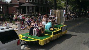 The 73rd annual Phoenixville Dogwood festival kicks off Monday.