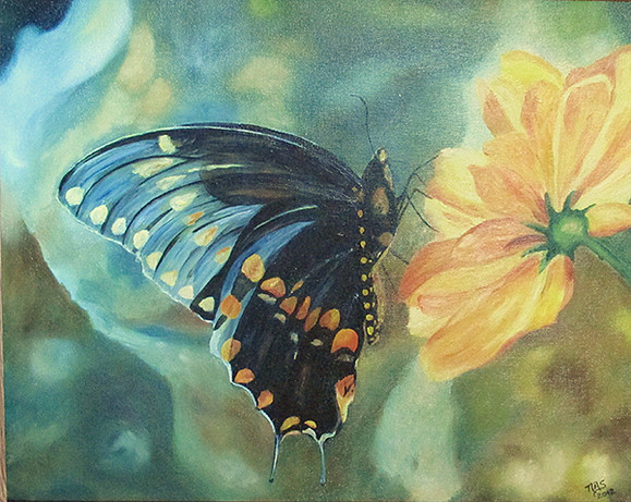 Nancy Swope is just one of the many Chester County artists featured during this weekend's Chester county Studio Tour.