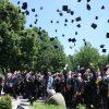 Malvern Prep 2016 graduates celebrate during this week's commencement ceremony.