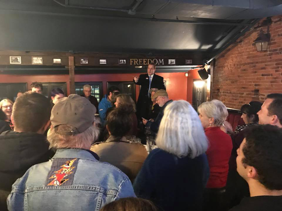 Ridgefield Democrats dominate election night
