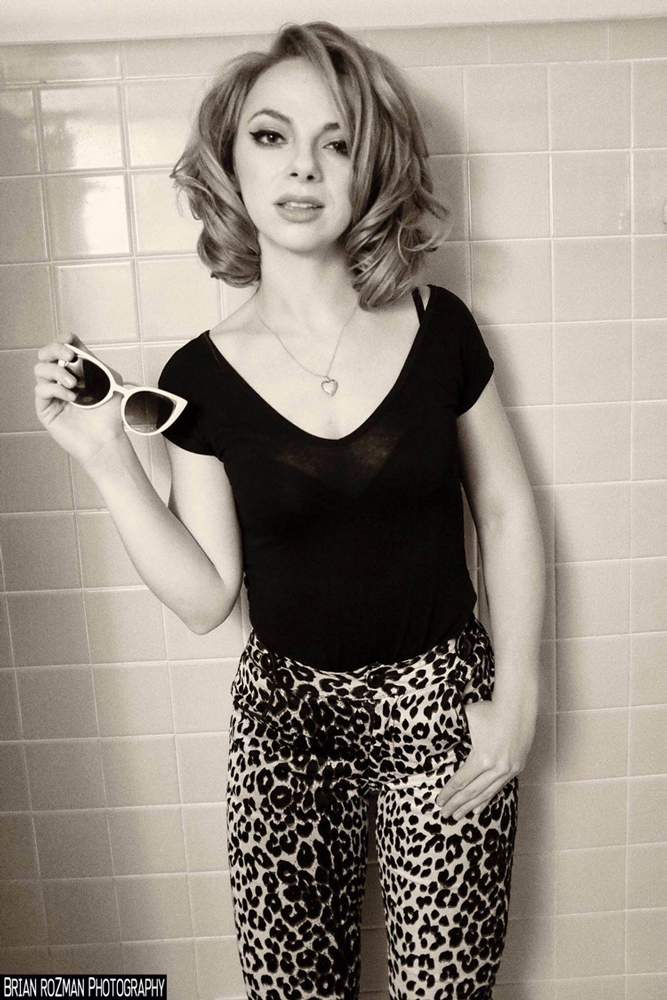 On stage hardly a fish out of water the unionville times for Samantha fish chills and fever