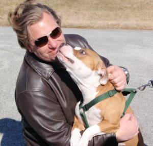 Radar meets Matt Kiener, the pilot who would transport him to a behaviorist in Ohio. Kiener, who has flown over 30 missions for Pilots N Paws, said he ended up taking a dog home on his first rescue because it refused to leave his side.