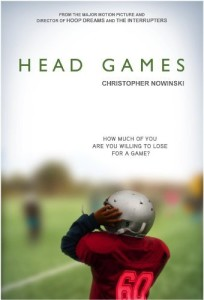 Head Games Book Cover 2012