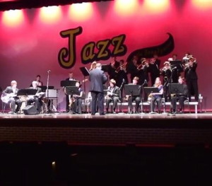 """Unionville High's Jazz Band will perform at the high school, where it will host """"Jazz Along the Brandywine"""" on April 5."""
