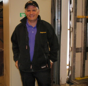 Kurt Husebo, who manages the Downingtown Wegmans, said the company is committed to giving back to the community.