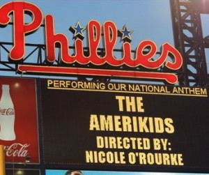 The Amerikids will perform a free, public concert at Stetson Middle School on Saturday.