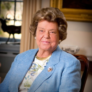 """Betty Moran was honored for """"making a difference"""" by"""