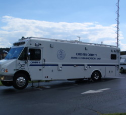For the third year in a row, Chester County received a perfect score in emergency readiness from federal evaluators.