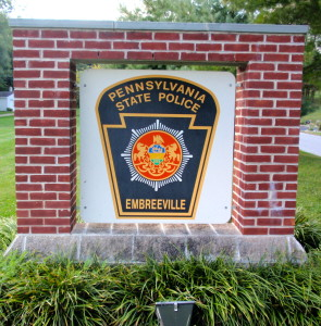 State police from the Embreeville barracks responded to a fatal accident in West Bradford Township Wednesday night.