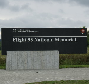 Penny Knotts of the Chester County said she appreciated the simplicity of the Flight 93 National Memorial.