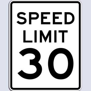 SpeedLimit30