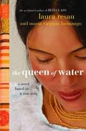 Community members are encouraged to read The Queen of Water along with the students and attend the visit with Laura Resau.