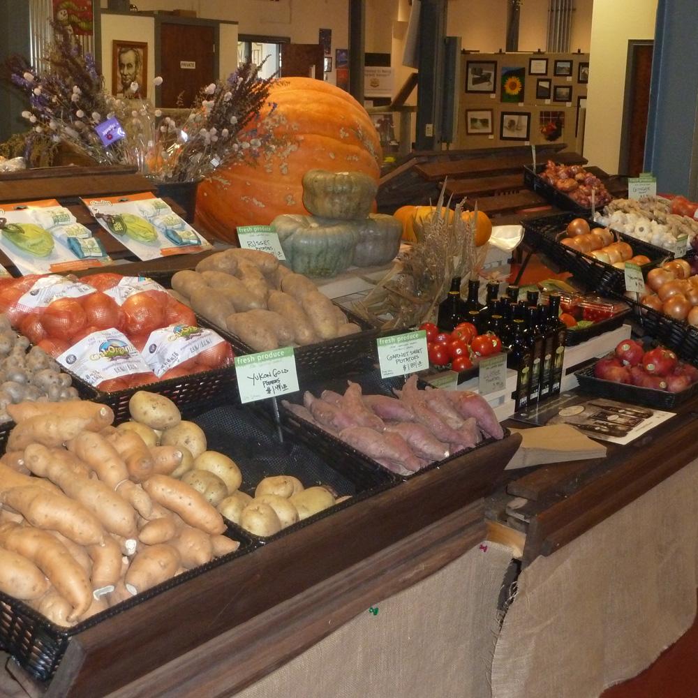 Terra foods vegetables