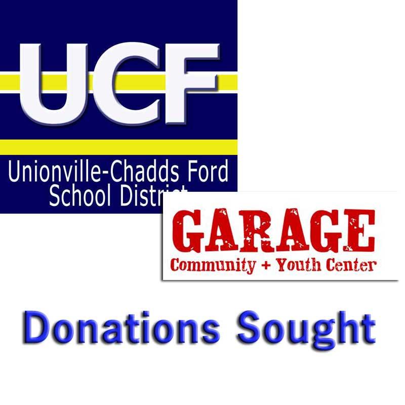 UCFGarageDonations