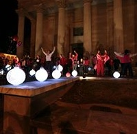 Organizers hope to surpass the numbers and spectacle that the 2013 awareness event generated.