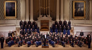 The U.S. Army Field Band will perform at Lincoln University on March 16.
