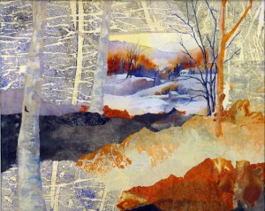 Winterthur Winter by Diane Cannon