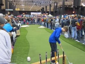 golf show Long-Putt
