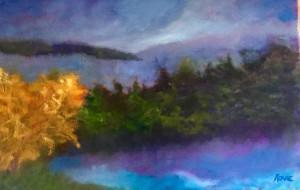 Blue-Lake-by-Kathleen-Keane