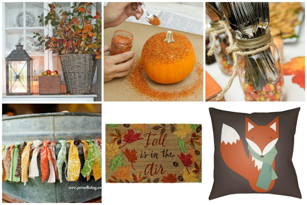 Fall Decor 2015