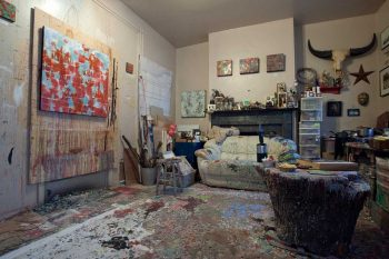 Erica Brown's studio in West Chester is likely to be one of the highlights of the tour.