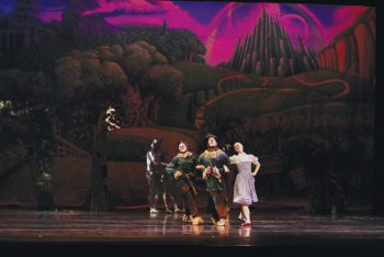 The Brandywine Ballet brings The Wizard of Oz to West Chester University this weekend.